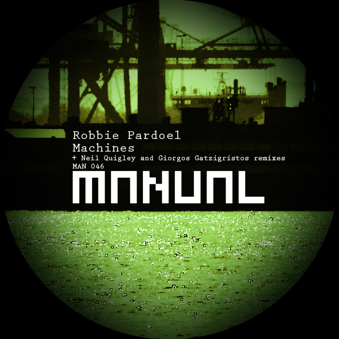 PARDOEL, Robbie - Machines