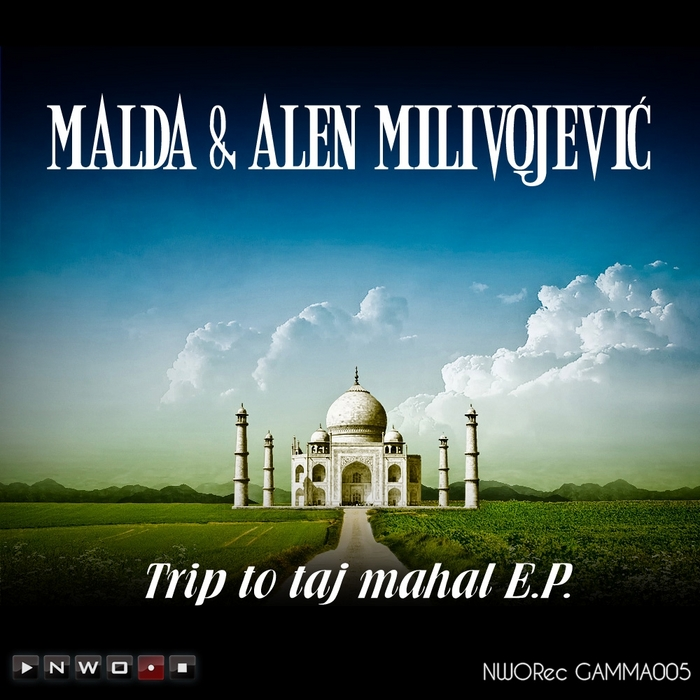 MALDA/ALEN MILIVOJEVIC - Trip To Taj Mahal EP