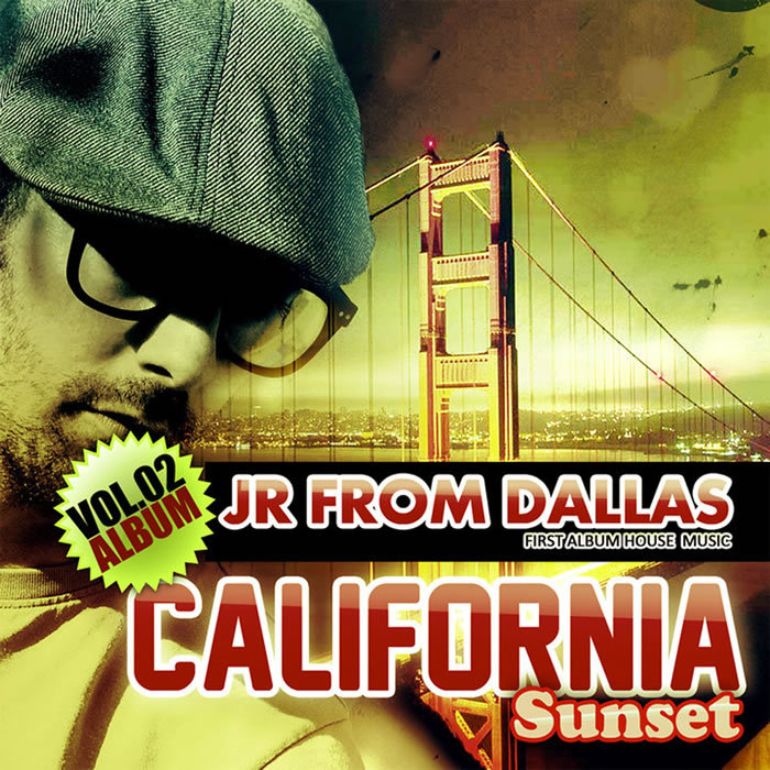 JR FROM DALLAS/KENYON - California Sunset Vol 02