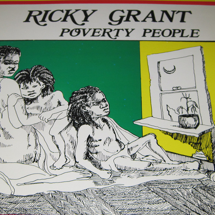 GRANT, Ricky - Poverty People