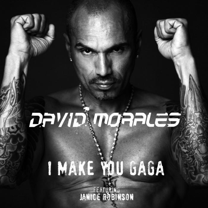 MORALES, David feat JANICE ROBINSON - I Make You Gaga