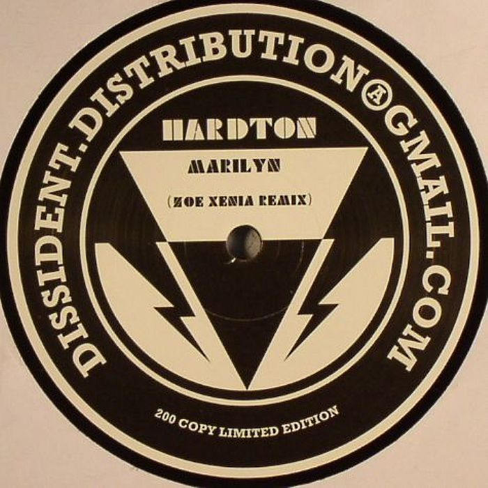 HARD TON - Marilyn