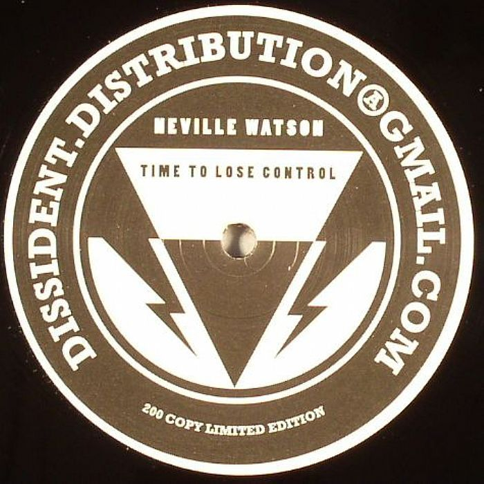 WATSON, Neville - Time To Lose Control