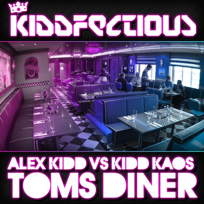ALEX KIDD vs KIDD KAOS - Toms Diner