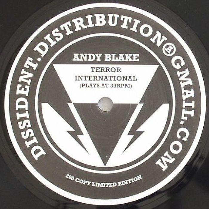 BLAKE, Andy - Terror International