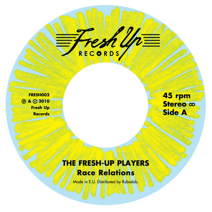 FRESH UP PLAYERS - Race Relations