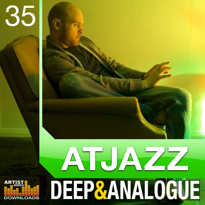 ATJAZZ - Deep & Analogue (Sample Pack WAV/APPLE/LIVE/REASON)