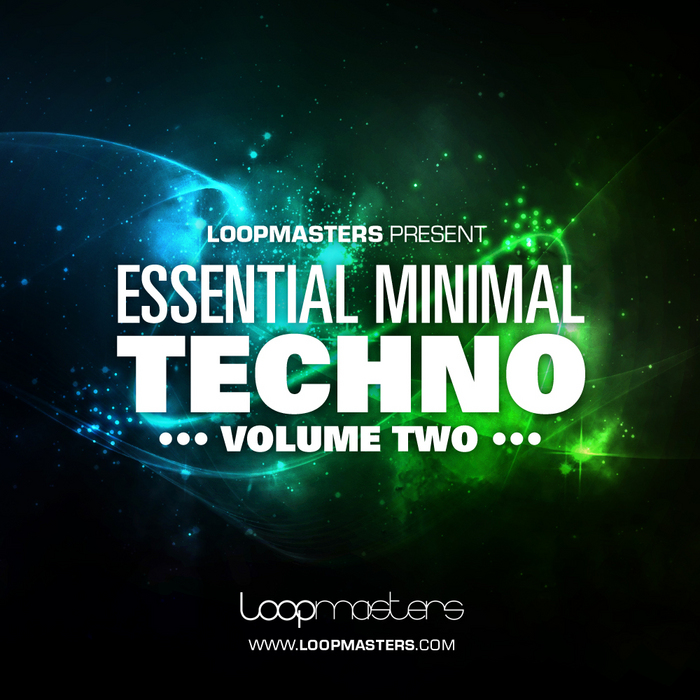 LOOPMASTERS - Essential Minimal Techno Vol 2 (Sample Pack WAV/APPLE/LIVE/REASON)