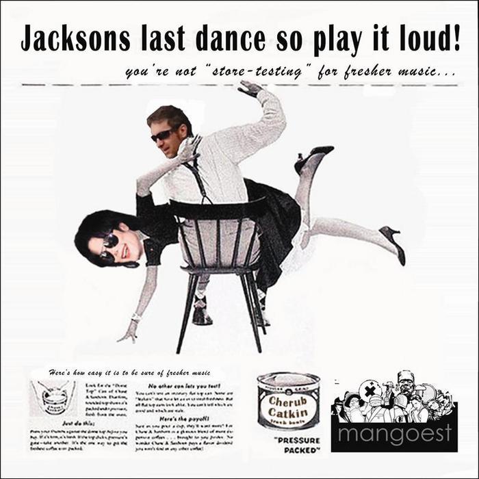 CHERUB CATKIN - Jacksons Last Dance So Play It Loud