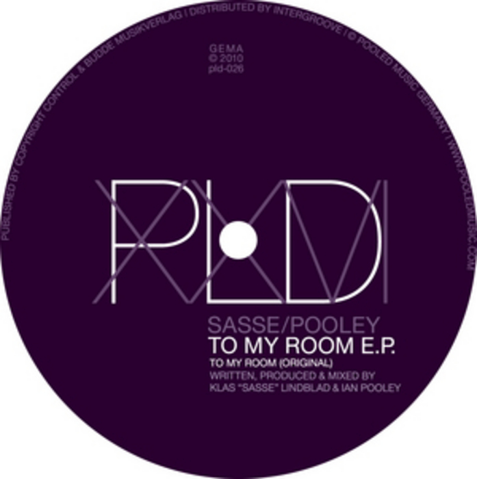 SASSE/POOLEY - To My Room