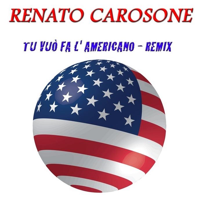 RENATO CAROSONE - Tu Vue Fa L'Americano (remix)