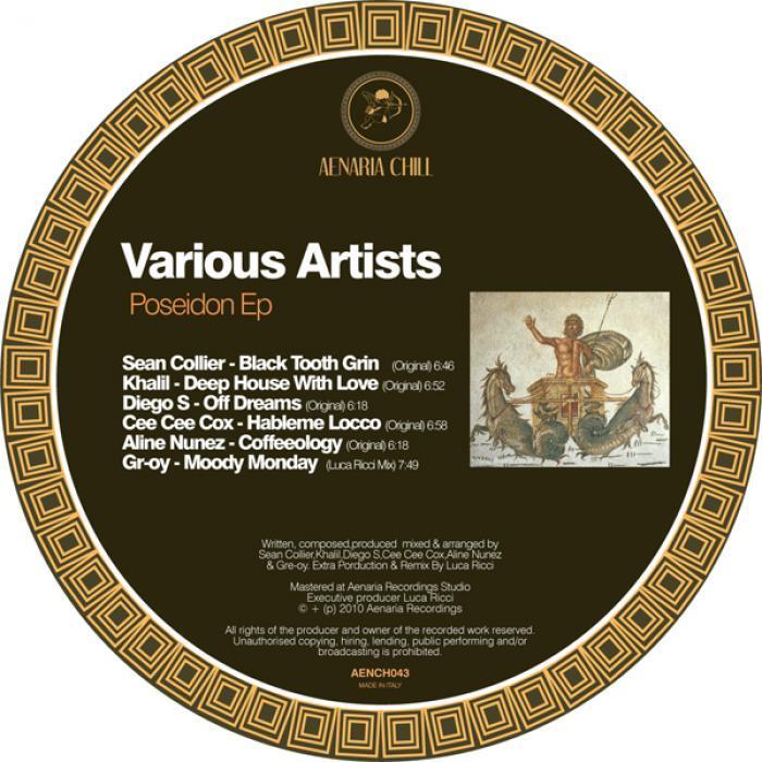 VARIOUS - Poseidon EP
