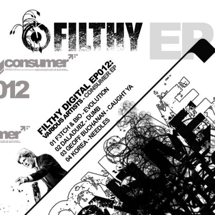 F3TCH/BIO/DALADUBZ/GEOFF BUCHANAN/KOREA - Consumer EP