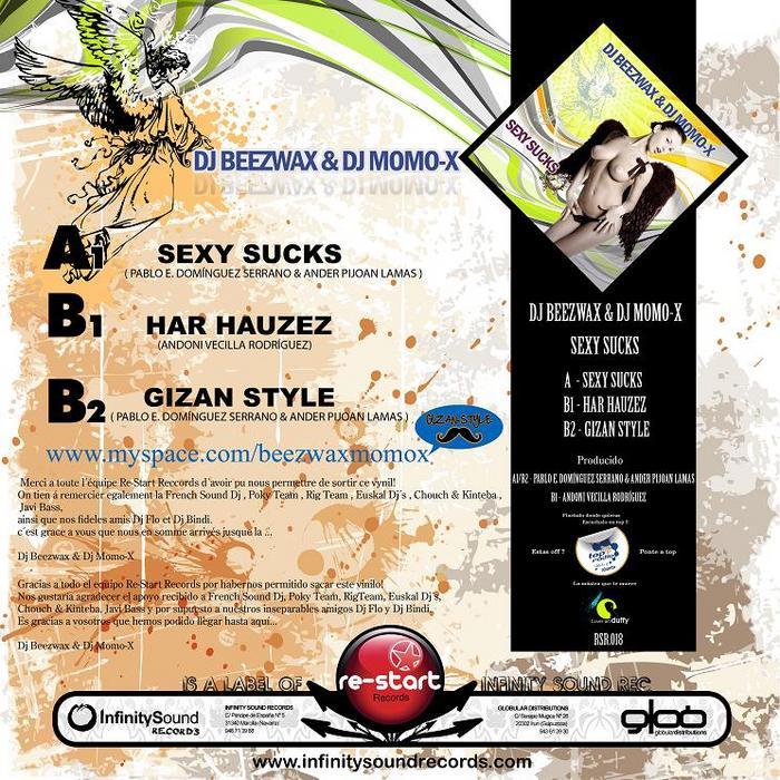 DJ BEEZWAX/DJ MOMO X - Sexy Sucks