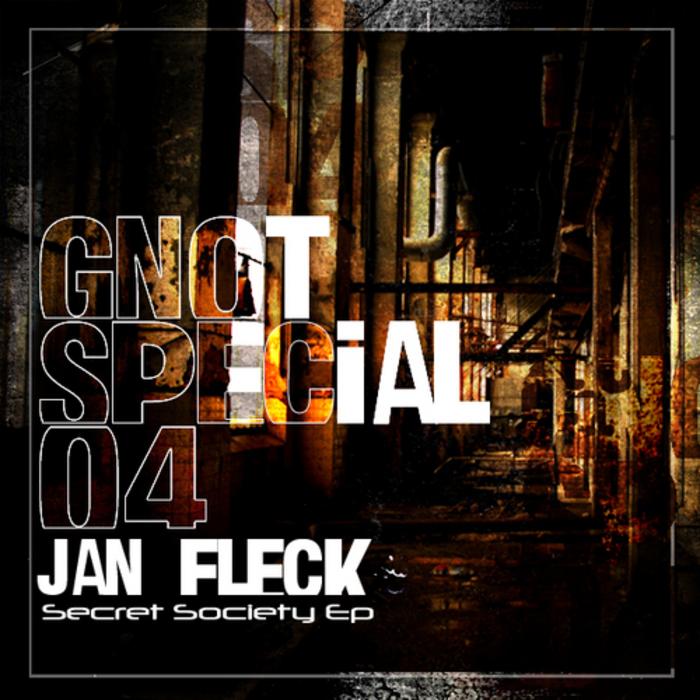 FLECK, Jan - Secret Society EP