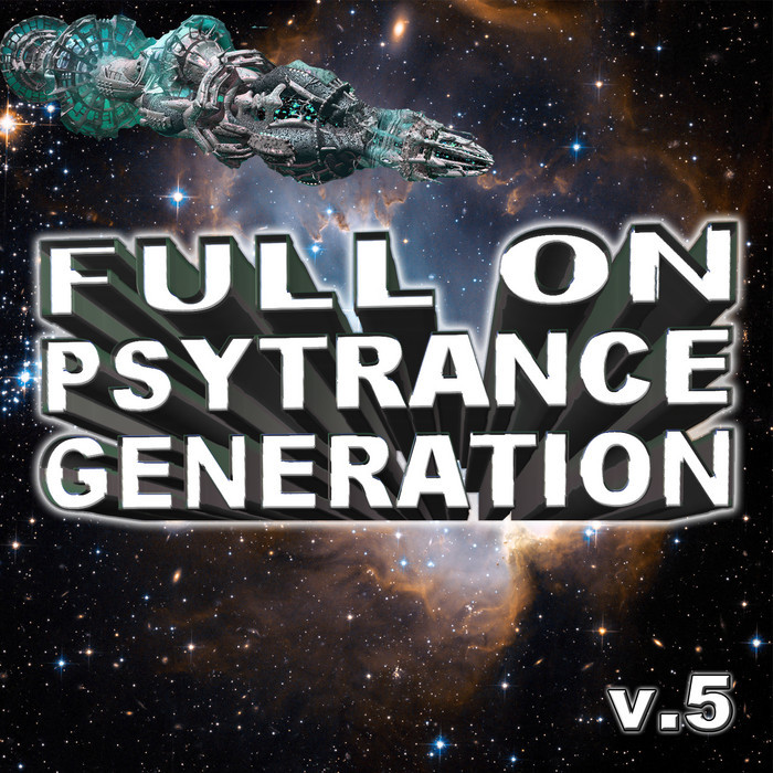 VARIOUS - Full On Psytrance Generation V5