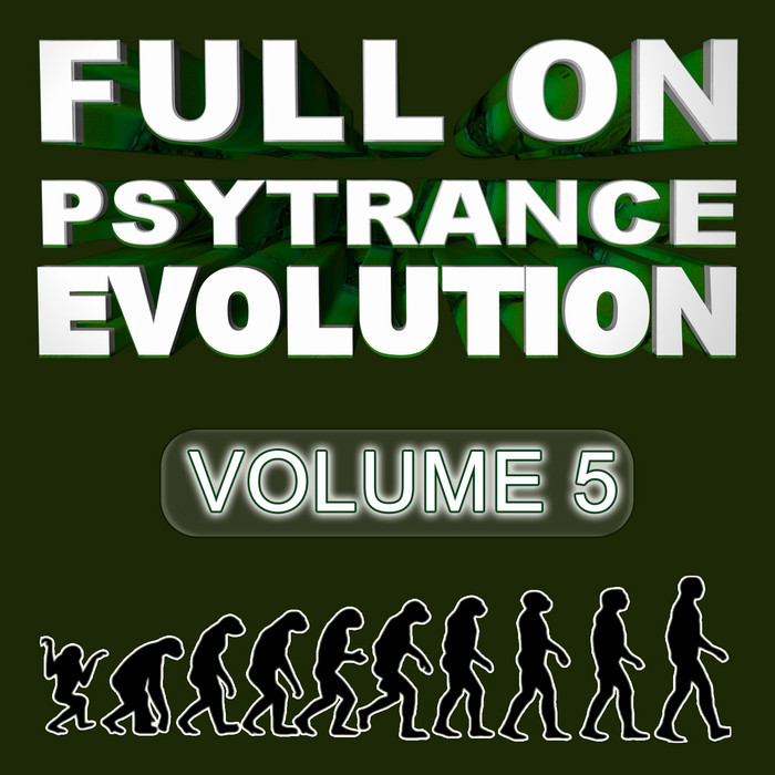 VARIOUS - Full On Psytrance Evolution V5