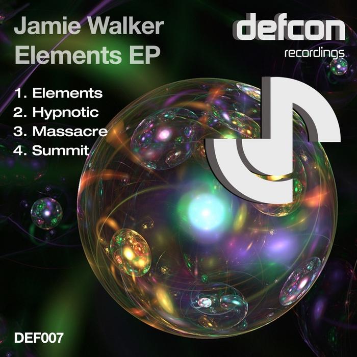 WALKER, Jamie - Elements EP