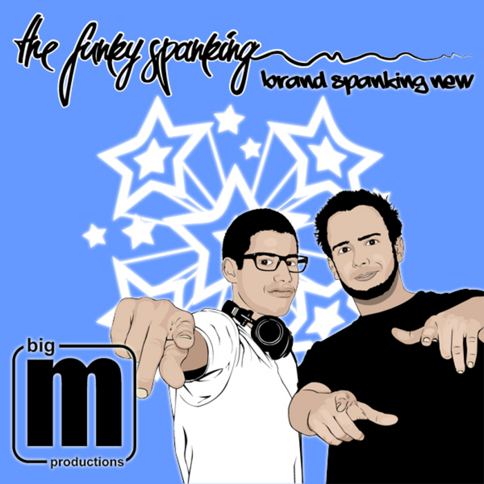 FUNKY SPANKING, The - Brand Spanking New
