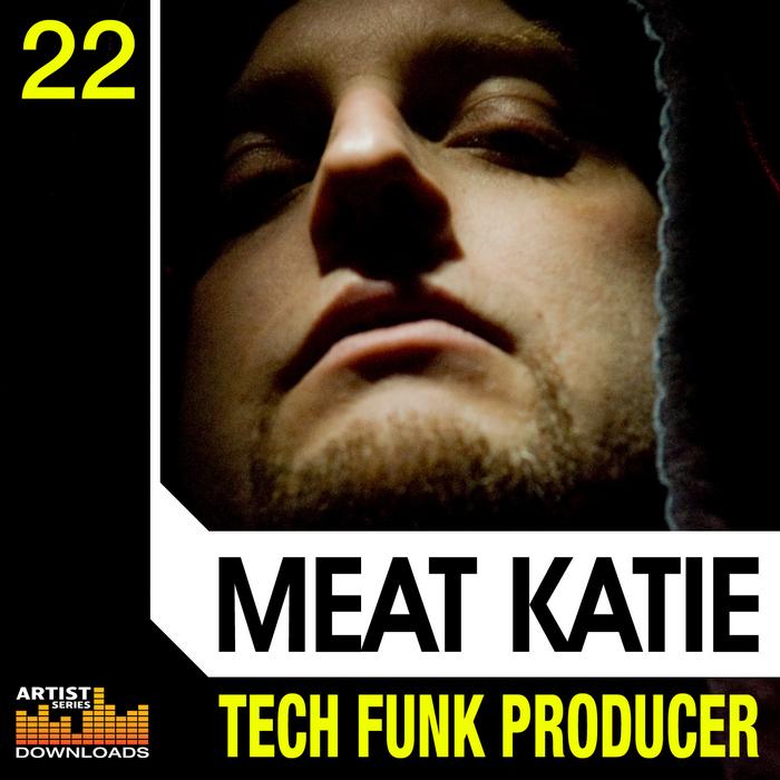 MEAT KATIE - Tech Funk Producer (Sample Pack WAV/APPLE/LIVE/REASON)