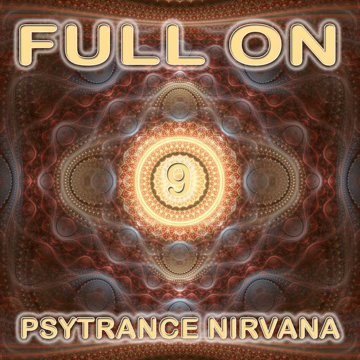 VARIOUS - Full On Psytrance Nirvana V 9