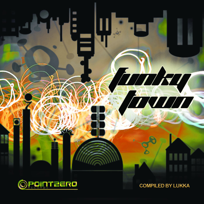 DJ LUKKA/VARIOUS - Funky Town (compiled by DJ Lukka)