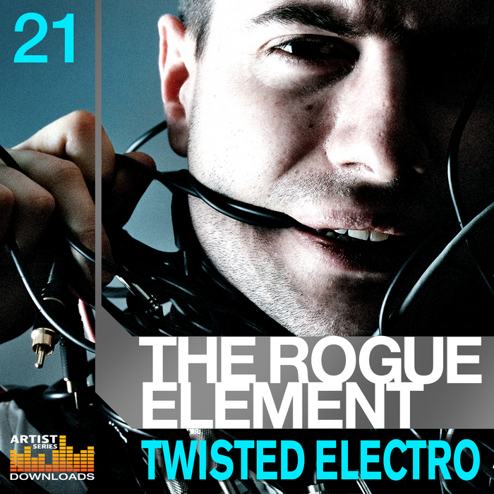 ROGUE ELEMENT, The - Twisted Electro (Sample Pack WAV/APPLE/LIVE/REASON)
