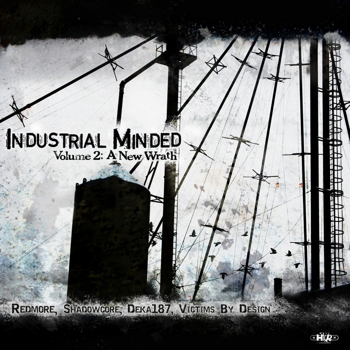 VARIOUS - Industrial Minded Vol 2 (A New Wrath)