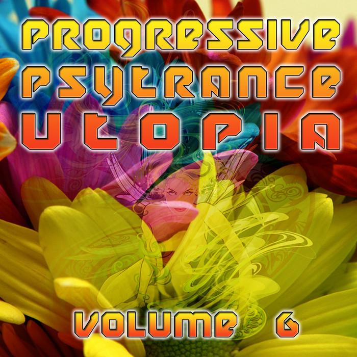VARIOUS - Progressive Psytrance Utopia V6