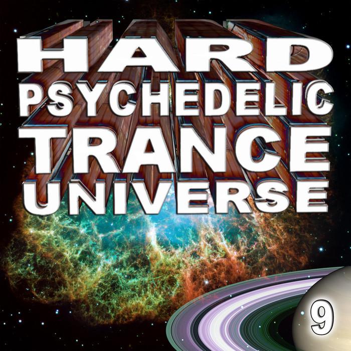 VARIOUS - Hard Psychedelic Trance Universe V9