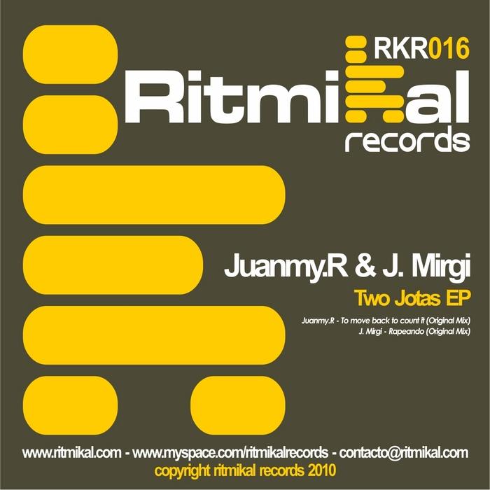 JUANMY R/J MIRGI - Two Jotas EP