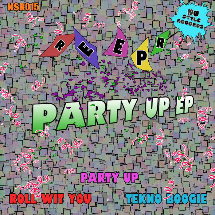REEPR - Party Up EP