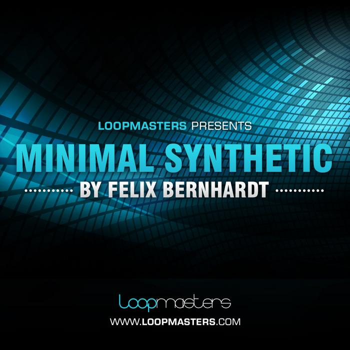BERNHARDT, Felix - Minimal Synthetic (Sample Pack WAV/APPLE/LIVE/REASON)