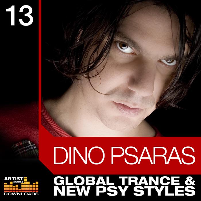 PSARAS, Dino - Global Trance & New Psy Styles (Sample Pack WAV/APPLE/LIVE/REASON)