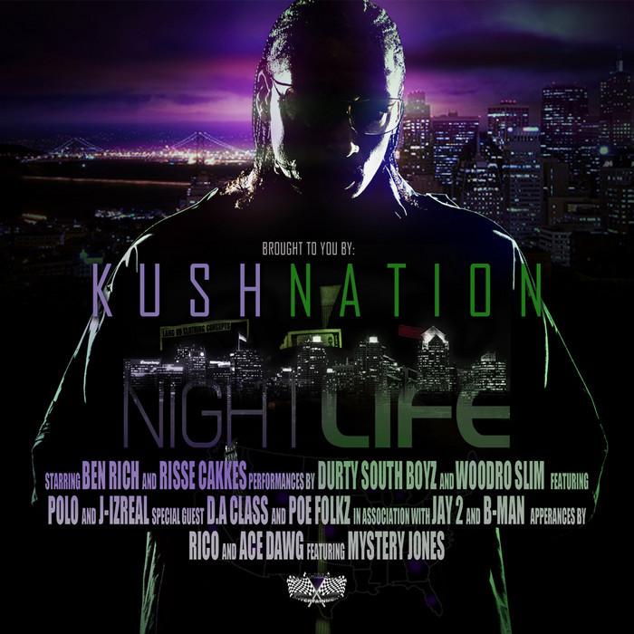 VARIOUS - Kush Nation (Night Life)