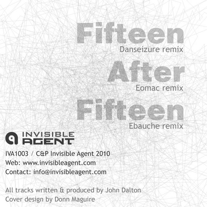 DALTON, John - Fifteen (remixes)