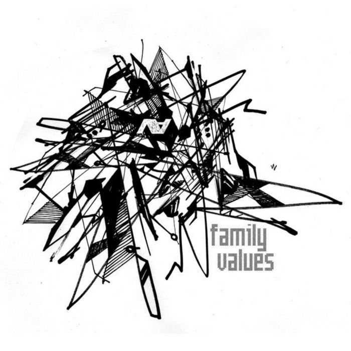 VARIOUS - Family Values