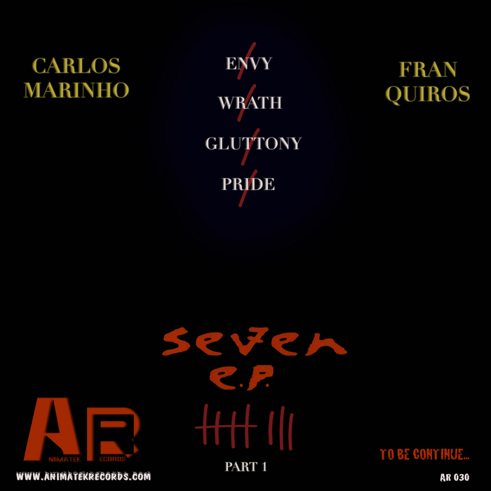 MARINHO, Carlos - Seven EP