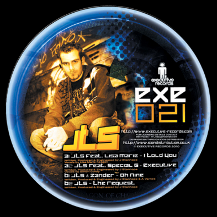 JTS/LISA MARIE - I Told You