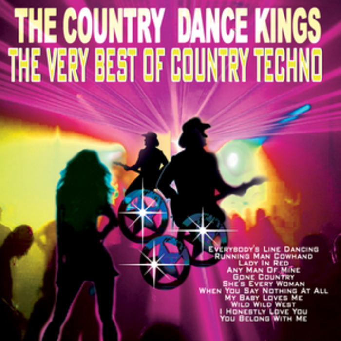 COUNTRY DANCE KINGS, The - The Very Best Of Country Techno