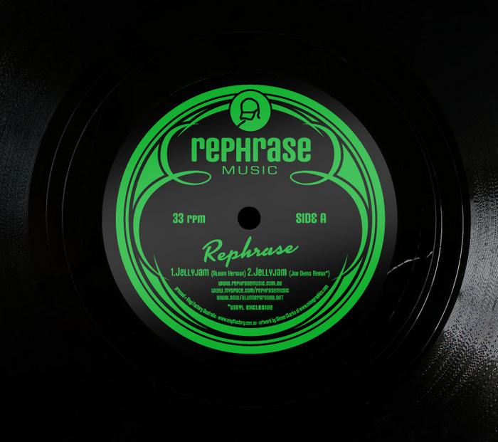 REPHRASE - Jellyjam