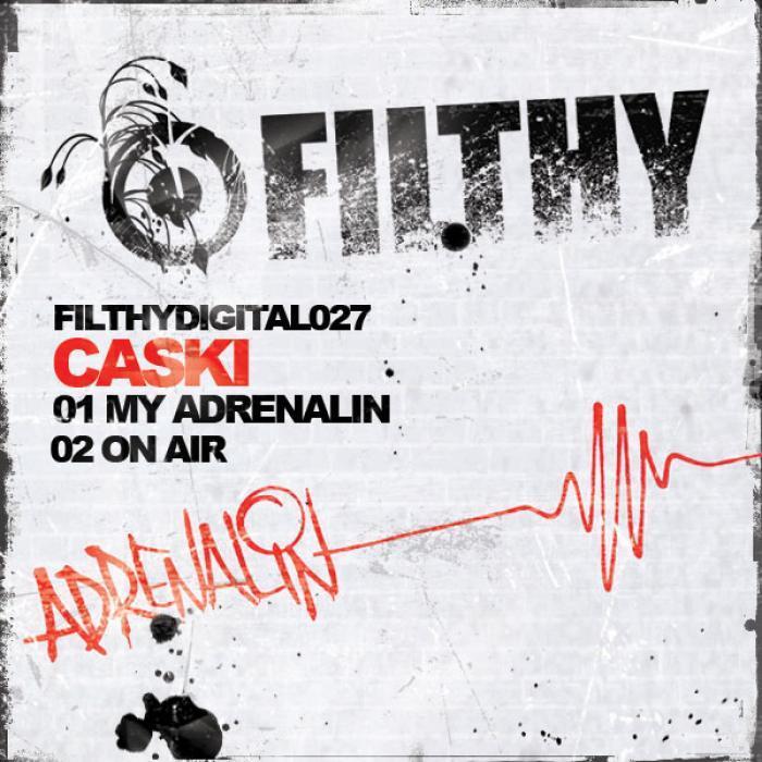 CASKI - My Adrenalin