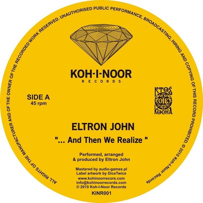 JOHN, Eltron/LA RAMBLA PERVERSION - And Then We Realise