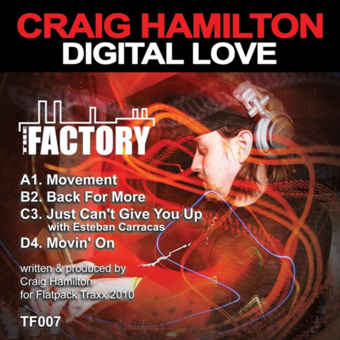 HAMILTON, Craig - Digital Love