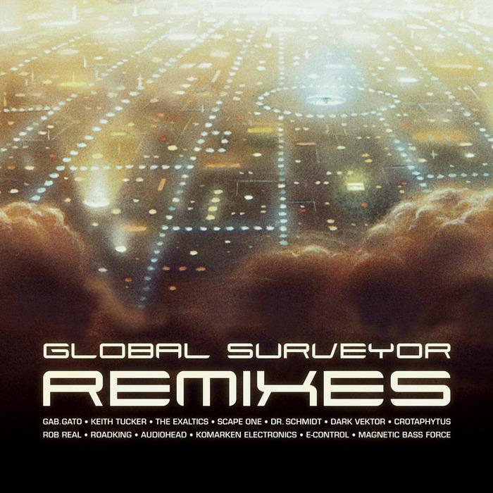 VARIOUS - Global Surveyor (remixes)