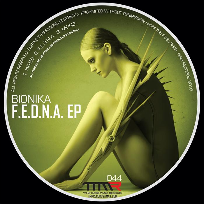 BIONIKA - FEDNA EP