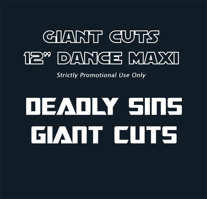 DEADLY SINS - Giant Cuts Vol 1