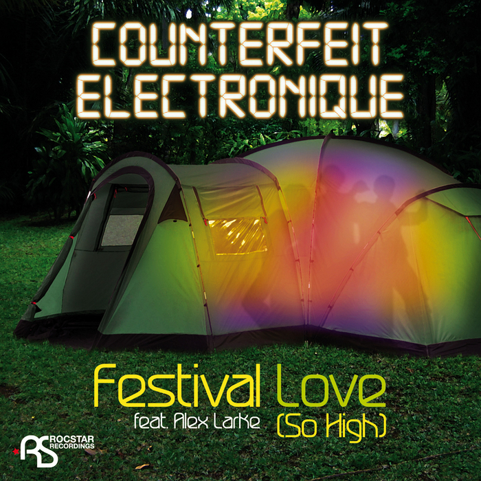 COUNTERFEIT ELECTRONIQUE - Festival Love EP
