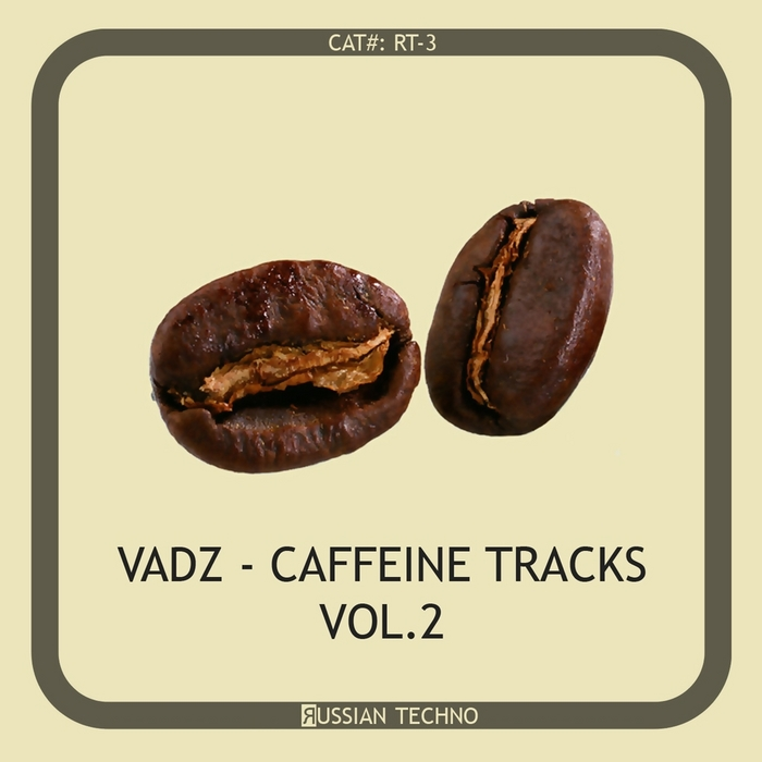 VADZ - Caffeine Tracks Vol 2