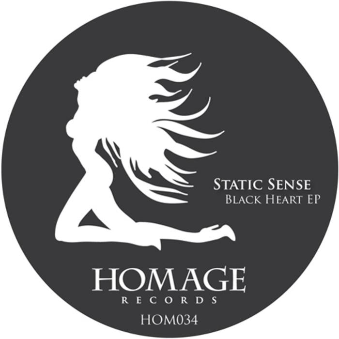 STATIC SENSE - Black Heart